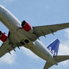 SAS-flygplan